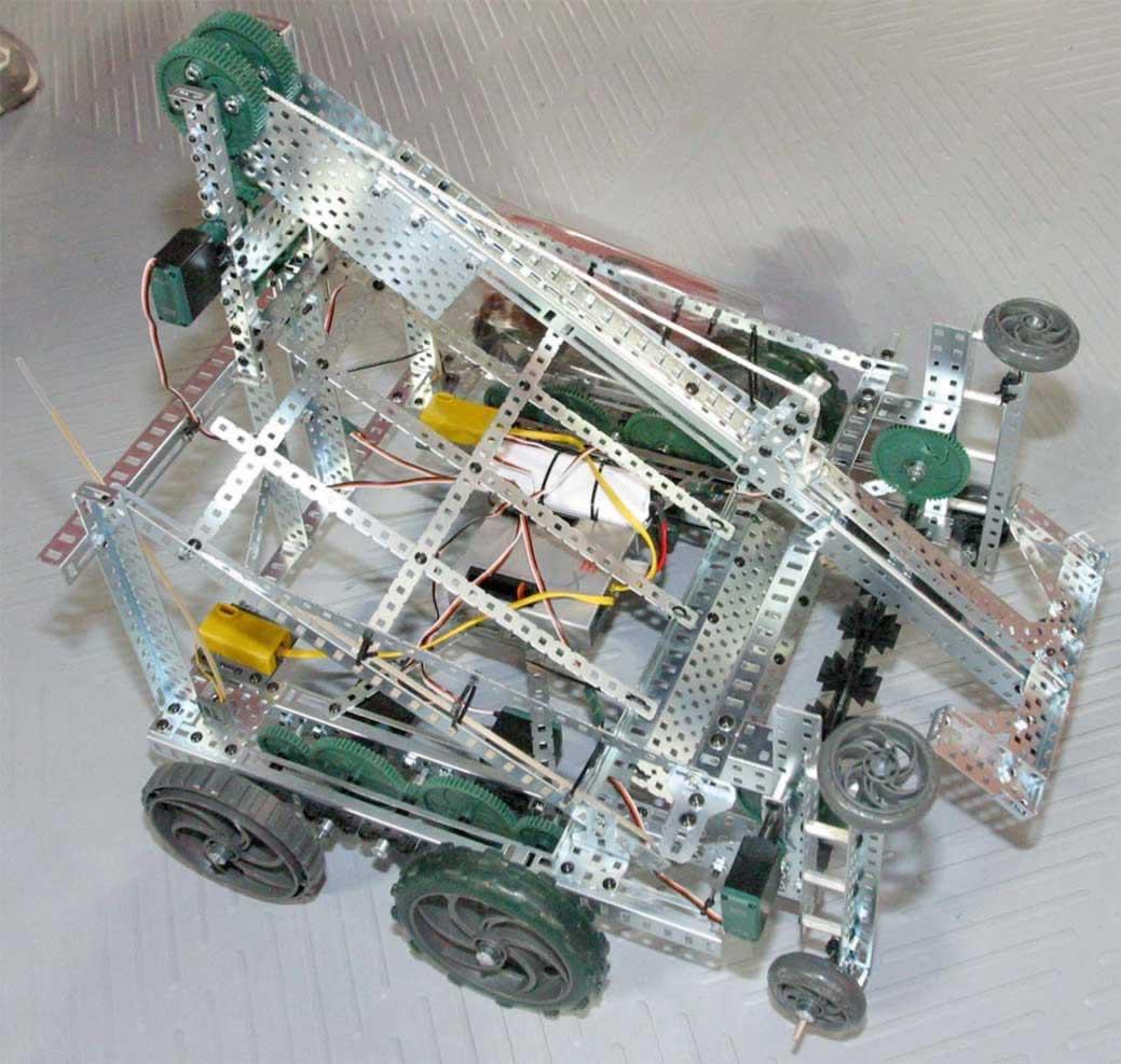 Vex Robotics Models Vex Robot